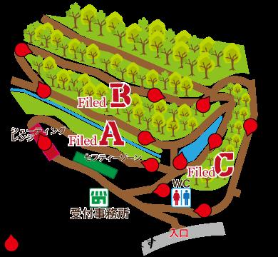 マルチワールド案内図